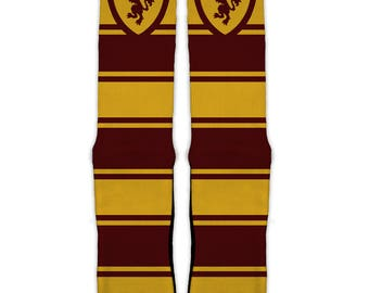 Harry Potter Gryffindor SectorApparel socks
