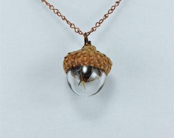 Acorn Wish Necklace