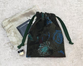 smallbag single synthetic printed - reusable bag - zero waste