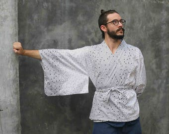 Handmade Man Kimono