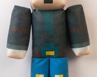 TheDiamondMinecart Minecraft DanTDM Plush Toy