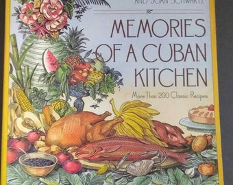 Memories of a Cuban Kitchen , 1998 ,  Mary Urrutia Randelman , Joan Schwartz
