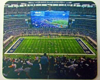 Dallas cowboys gift etsy for Dallas cowboys stadium wall mural