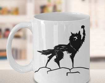 Fantastic Mr. Fox Mug - Wes Anderson Gift - Fantastic Mr. Fox Birthday Present - Wes Anderson Cup - Fantastic Mr. Fox Shirt