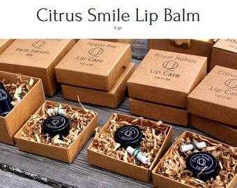Citrus Smile Lip Care