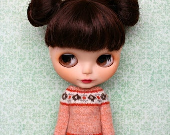 Blythe Sweater, Lopapeysa Icelandic Knitted Jumper