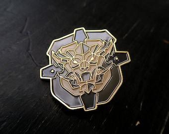 Overwatch Reinhardt Pin