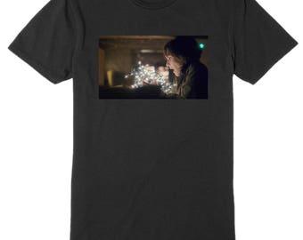 Stranger Things -  Joyce Byers -  Toddler / Youth / Adult Unisex Printed T Shirt