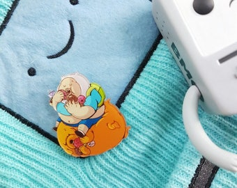 Adventure Time Pin | Buy 1 and get a surprise pin!