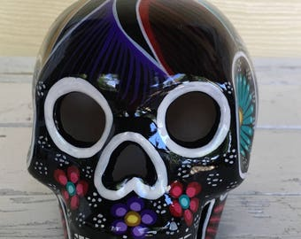 Sugar Skull / Day of the Dead / Dia de Muertos /  Painted a Sugar Skull / Mexican Sugar Skull