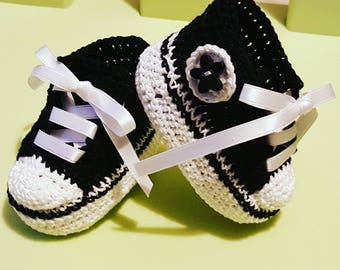 All Star infant crochet
