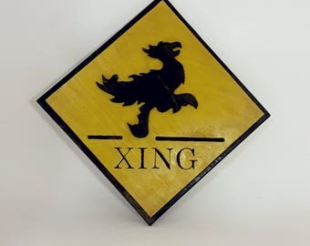 Chocobo Sign
