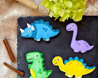 Dinosaur Cookie Cutter Set, 20% off