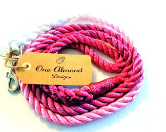 Pink Panter Ombre Leash