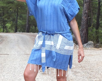 Kimono Cardigan, Kimono robe, cotton kimono, boho kimono cardigan, boho kimono, beach kimono, beach coverup, kimono tops, beach cover up,