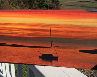 Cape Cod Magnetic MailBox Cover