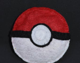 Pokeball Catnip Cat Toy