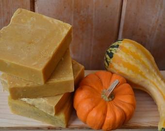 Pumpkin Spice Body Soap