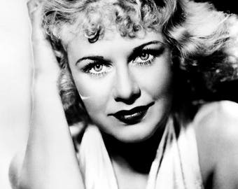 GINGER ROGERS PHOTO #85