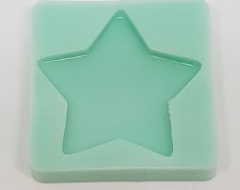 Silicone Mold star/star Silicone mold