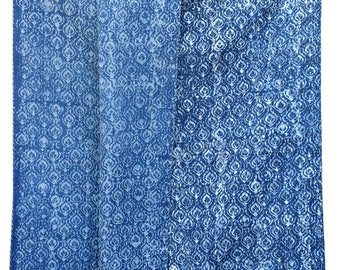 Special Indigo Queen Kantha queen Quilt Blue Color Kantha Throw Reversible Kantha Quilt reversible kantha blanket recycled kantha quilt