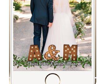 Wedding Snapchat Filter, Rustic Wedding Snapchat Geofilter, Wedding Snapchat Geofilter, Wedding Filter, Wedding Ideas, Rustic Wedding Ideas