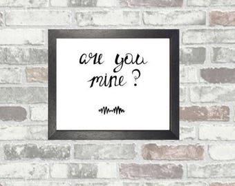 Arctic Monkeys- R U Mine? **Digital Download**