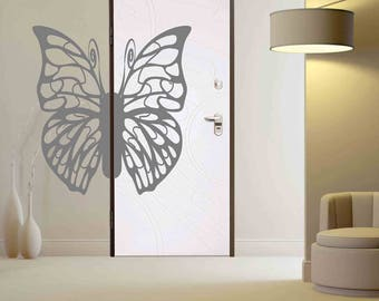 Butterfly - Wall stickers, wall decals, wall art, wall decor, butterfly wall sticker, butterfly wall decal, butterflies wall stickers