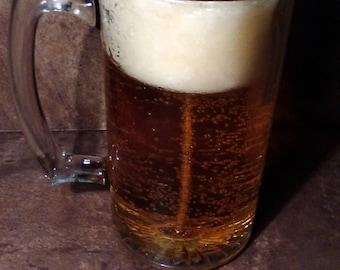 Beer Gel Candle