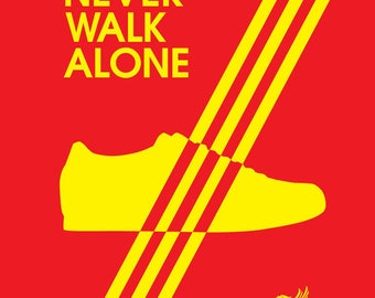 Liverpool FC alternative poster