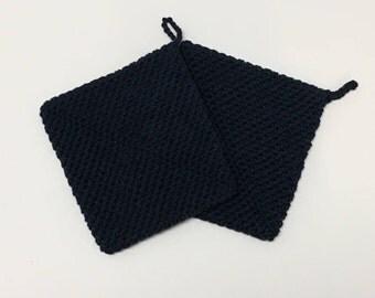 Crochet, Pot Holder, Hot Pad, Handmade, Kitchen Accessories
