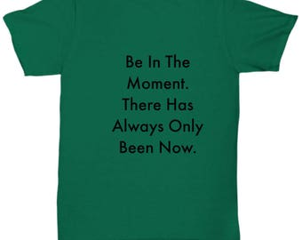 WisecrackDesigns Unisex TShirts with inspirational sayings 7 colors and All Sizes