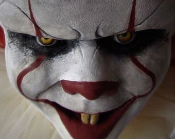 Pennywise IT Clown - Life Size Movie Bust