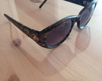 Vintage EK 112 PGBG-517 Sunglasses ( Emmanuelle Khanh, handmade)