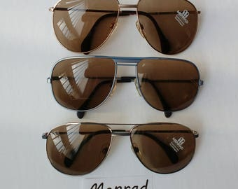 Set of 3 Menrad vintage sunglasses