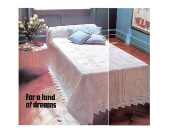 Dreamy Blanket Crochet Pattern