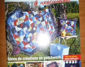 french magazine Elena patchwork & applications - 2006