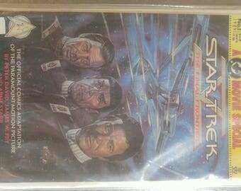 Star Trek The Final Frontier Comic 1989