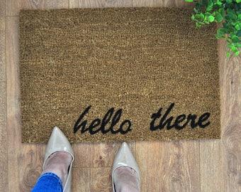 Hello there - doormat