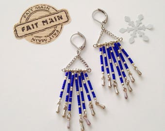 Miyuki beads earrings