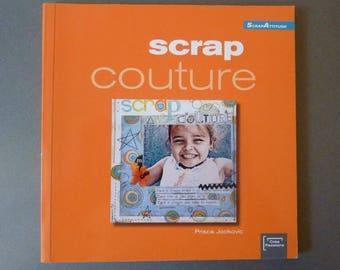 """""""Sewing Scrap"""" book"""