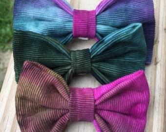 Tie-Dye Bowties
