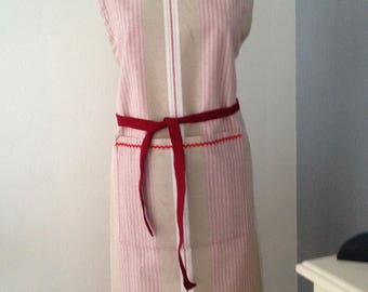 woman apron