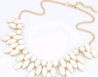 Maxi Necklace Colar Necklace - 4 Colors
