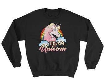 Team Unicorn Sweatshirt