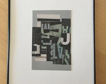 Typo, Collage