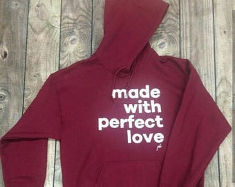 Made with perfect love