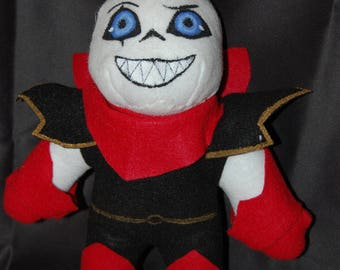 fan made swapfell sans plush