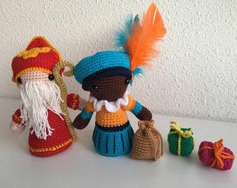 Saint Nicholas and his Piet