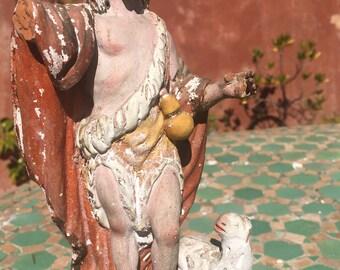 Ancient patron saint